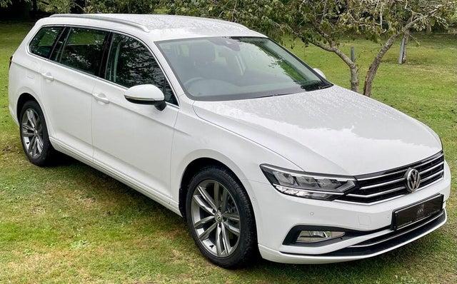 2021 Volkswagen Passat (21 reg)