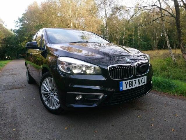 2017 BMW 2 Series 2.0TD 218d Luxury Active (17 reg)
