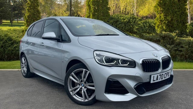 2020 BMW 2 Series 1.5 225xe PHEV M Sport (217bhp) (70 reg)