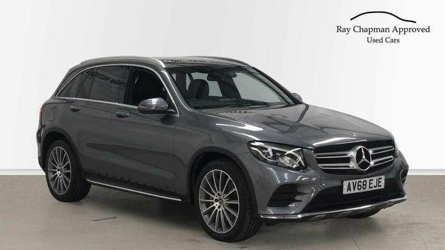 2018 Mercedes-Benz GLC-Class 3.0 d GLC350d AMG Line (Premium Plus)(s/s) Station Wagon 5d (68 reg)