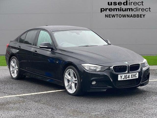 2014 BMW 3 Series 2.0TD 320d M Sport (184bhp) (BluePerformance) (s/s) Saloon 4d (64 reg)