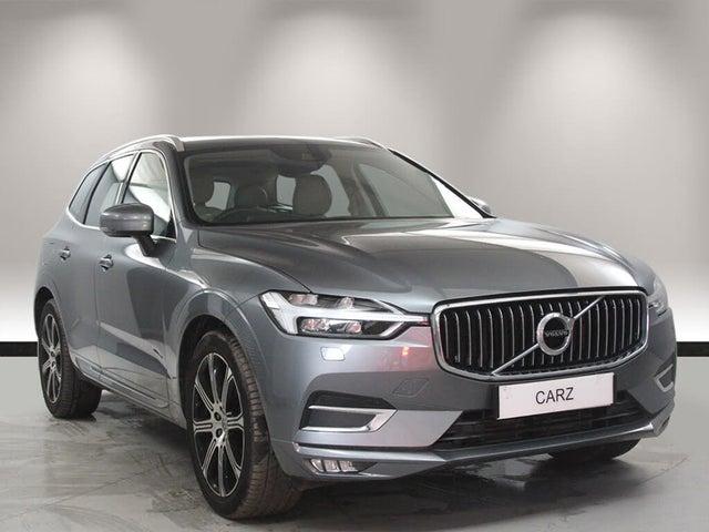2018 Volvo XC60 2.0 T5 Inscription Pro (250bhp) 4X4 (18 reg)