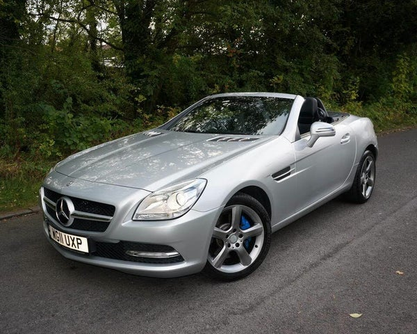 2011 Mercedes-Benz SLK 1.8 SLK250 (11 reg)