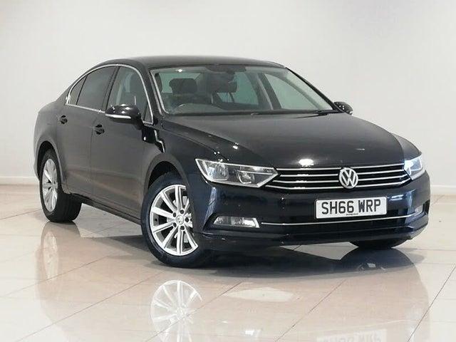 2017 Volkswagen Passat 2.0TDI SE Business (BMT)(s/s) Saloon 4d DSG (66 reg)