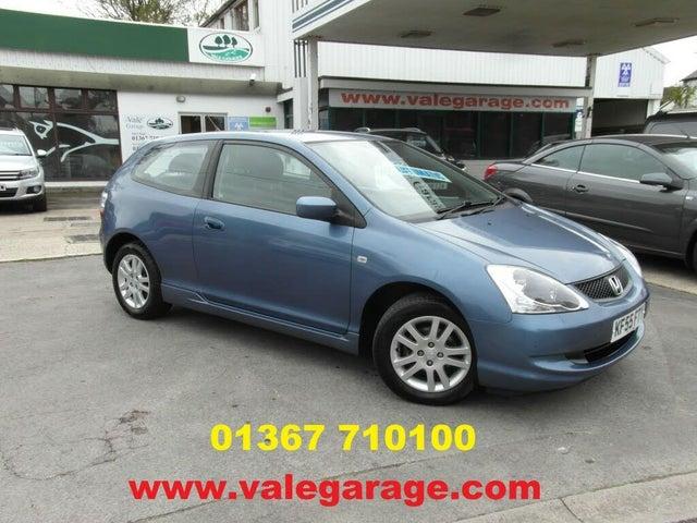 2005 Honda Civic 1.6 SE VTEC (16in Alloys) 3d auto (55 reg)