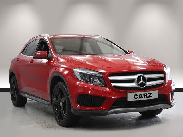 2017 Mercedes-Benz GLA-Class 2.1d GLA 220d AMG Line (Executive)(s/s) (66 reg)