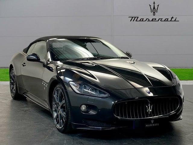 2013 Maserati GranCabrio 4.7 Sport (13 reg)