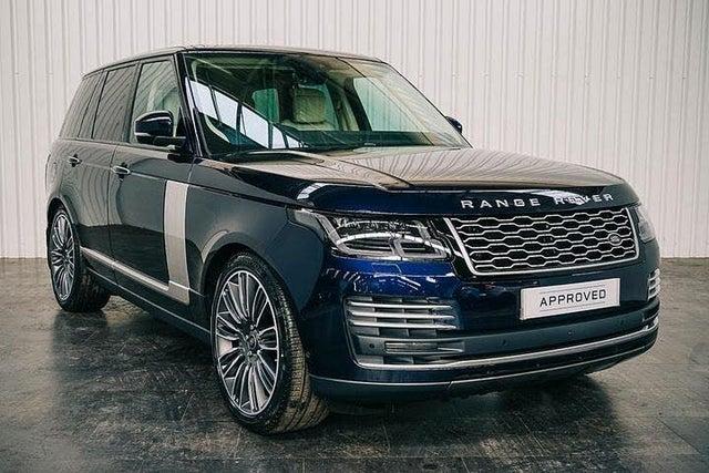 2021 Land Rover Range Rover 3.0 D300 Autobiography (21 reg)