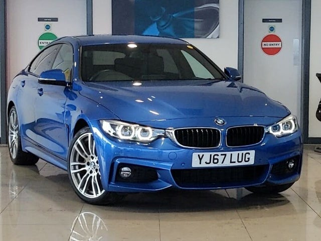 2018 BMW 4 Series 3.0 440i M Sport (326bhp) Gran Coupe 5d Auto (67 reg)