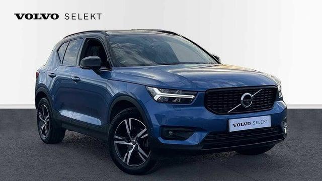 2020 Volvo XC40 (20 reg)