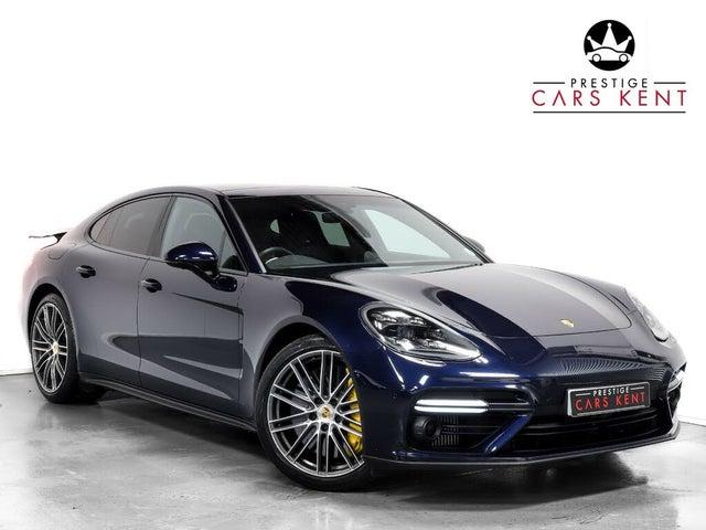 2017 Porsche Panamera 4.0 V8 Turbo (66 reg)