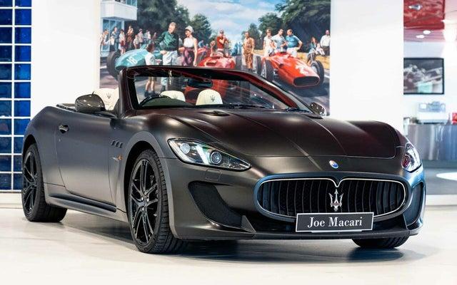 2013 Maserati GranCabrio 4.7 Auto (13 reg)