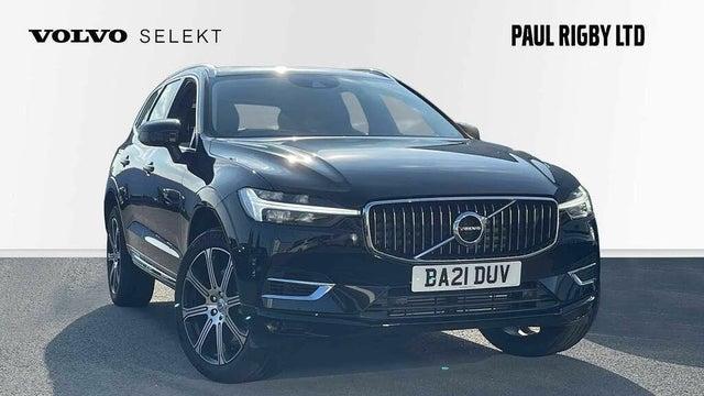 2021 Volvo XC60 2.0 T8 Inscription Pro (390bhp) AWD (21 reg)