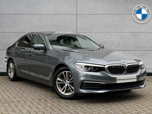2017 BMW 5 Series (67 reg)