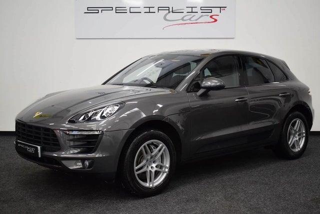 2014 Porsche Macan 3.0TD S (10 reg)