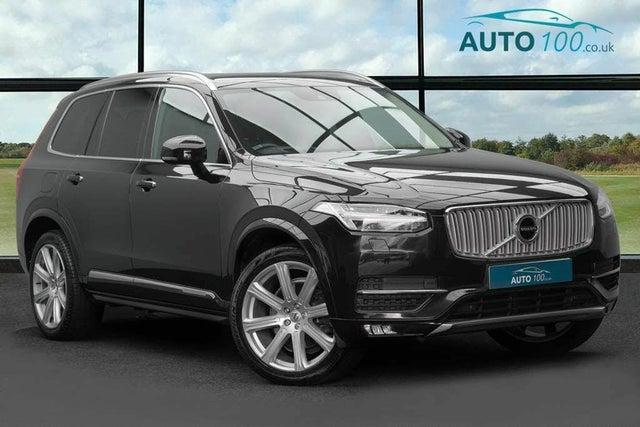 2018 Volvo XC90 2.0TD D5 Inscription Pro (AWD) (18 reg)
