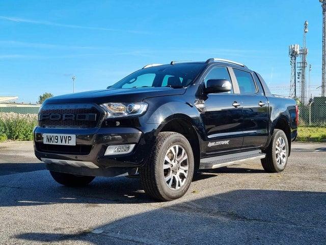 2019 Ford Ranger 3.2TD Wildtrak (200PS)(EU6) Pick-Up auto (19 reg)