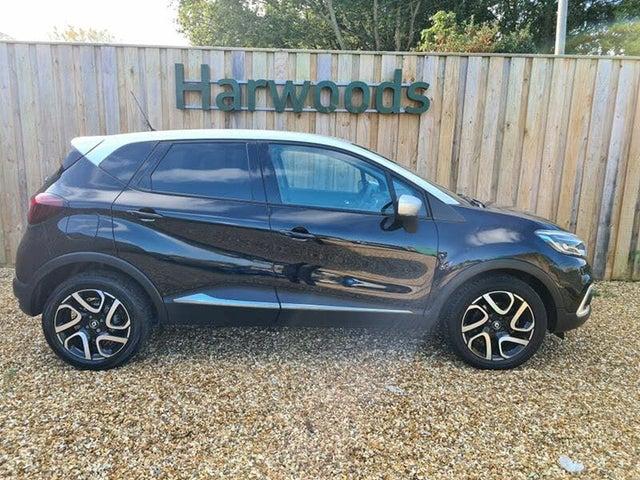 2018 Renault Captur 1.5dCi Dynamique S Nav (90bhp) (18 reg)