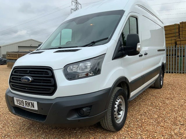 2019 Ford Transit 2.0TDCi 350 L3H3 (130PS)(EU6) RWD Panel Van (19 reg)