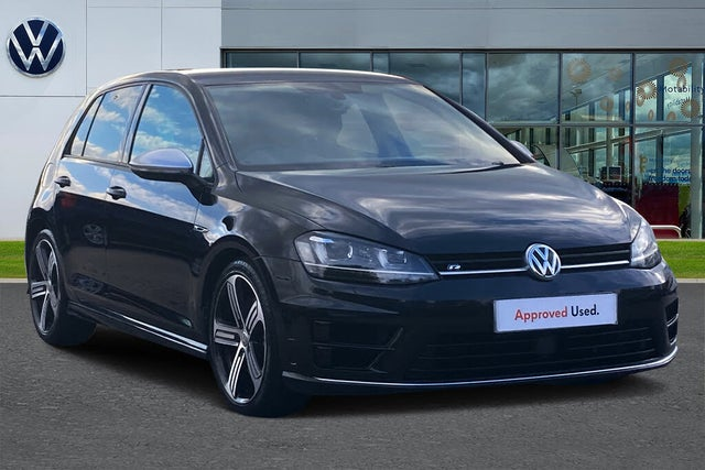 2016 Volkswagen Golf 2.0 TSI R 4Motion BMT (s/s) Hatchback 5d (16 reg)