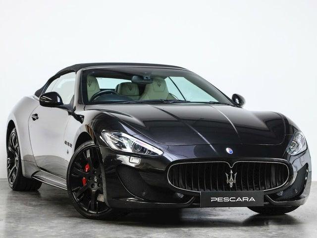 2015 Maserati GranCabrio 4.7 Sport (15 reg)