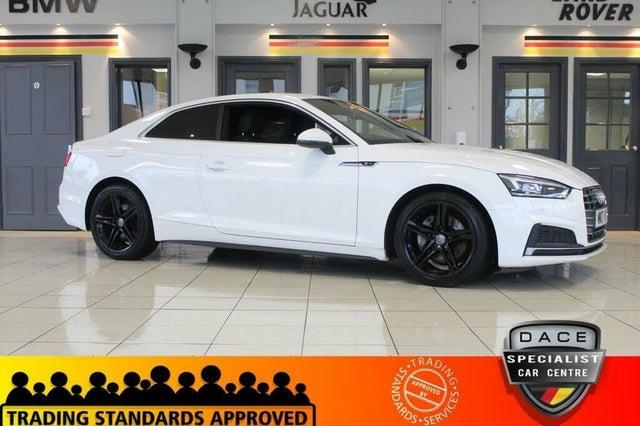 2017 Audi A5 2.0TDI ultra S Line (s/s) quattro Coupe 2d Tronic (17 reg)