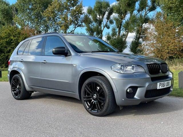 2011 BMW X5 3.0TD xDrive40d M Sport (61 reg)