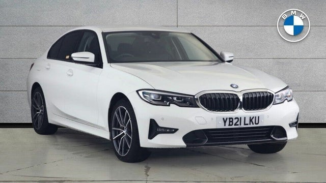 2021 BMW 3 Series 2.0 330e Sport Pro Saloon 4d (21 reg)