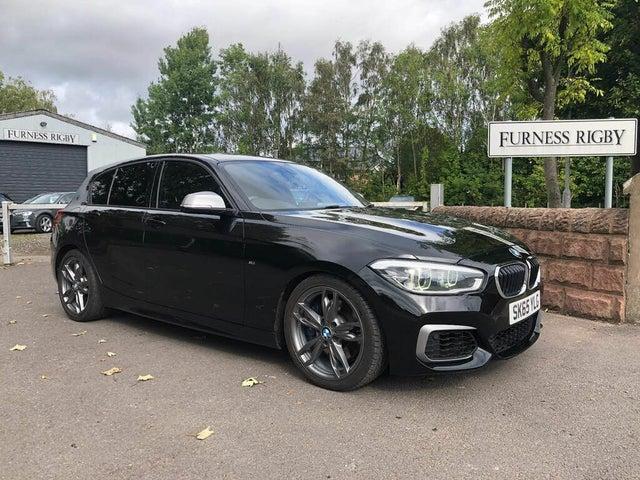 2015 BMW 1 Series 3.0 M135i (326bhp) 5d Sport Auto (65 reg)