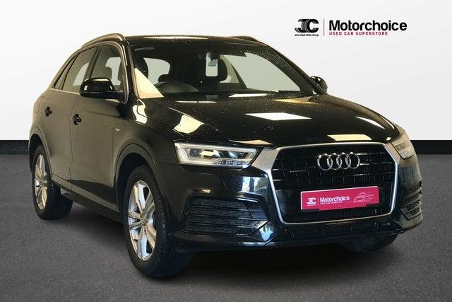 2015 Audi Q3 2.0TDI quattro S Line (150ps) (15 reg)