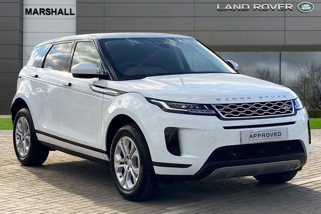 2020 Land Rover Range Rover Evoque 2.0 D150 S (20 reg)