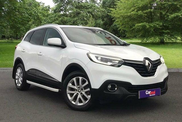 2019 Renault Kadjar 1.3 TCe Dynamique Nav (140bhp) 1330cc (68 reg)