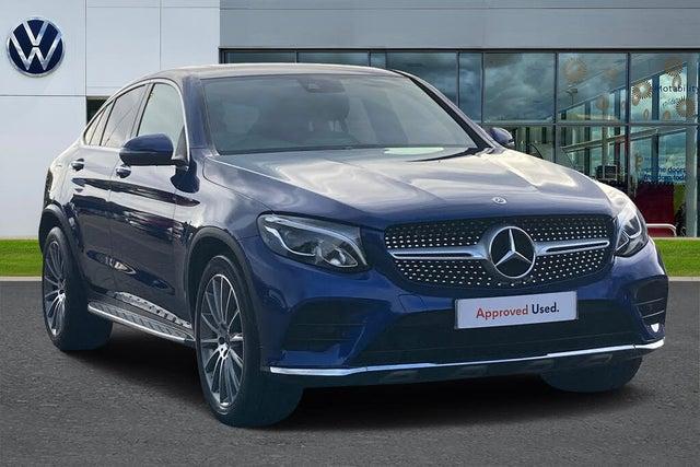 2018 Mercedes-Benz GLC-Class 2.1d GLC250d AMG Line (Premium Plus)(s/s) Coupe 4d (18 reg)