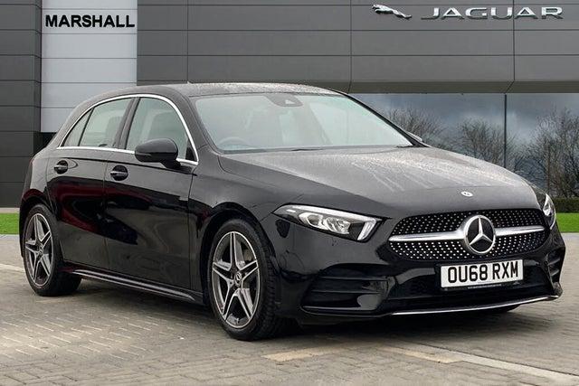 2018 Mercedes-Benz A-Class 1.5d A180d AMG Line (116ps) (Executive)(s/s) Hatchback 5d 7G-DCT (68 reg)