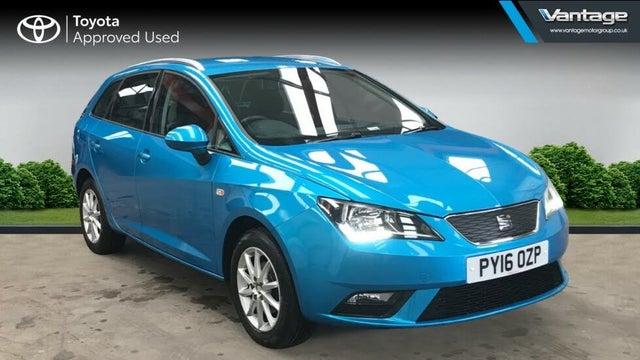 2016 Seat Ibiza 1.0 EcoTSI SE Technology Hatchback 5d (16 reg)