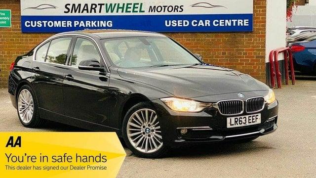 2013 BMW 3 Series 2.0TD 320d Luxury (184bhp) (s/s) Saloon 4d Auto (63 reg)