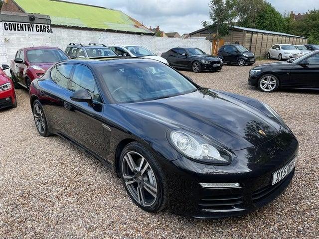 2014 Porsche Panamera 3.0TD (51 reg)
