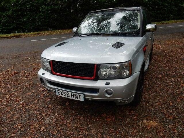 2006 Land Rover Range Rover Sport 2.7TD HSE (56 reg)