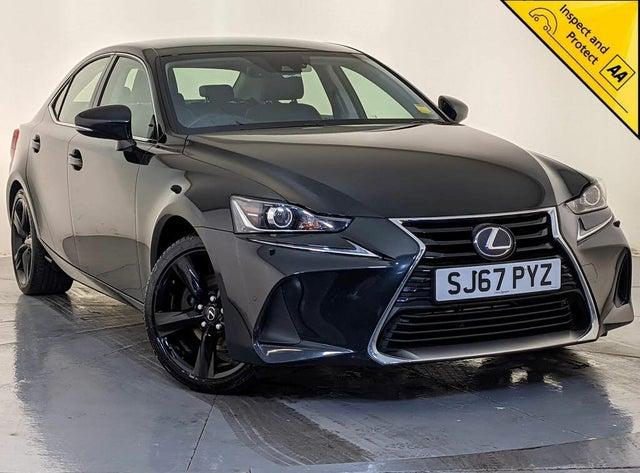 2018 Lexus IS 300h 2.5 Sport [Lexus Navigation] (67 reg)