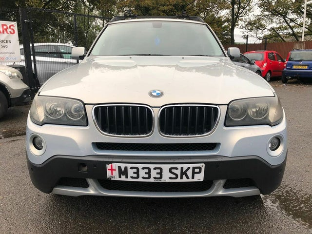 2008 BMW X3 2.0TD SE auto (33 reg)