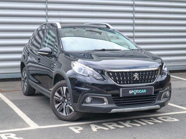 2019 Peugeot 2008 SUV 1.2 PureTech Allure Premium (13 reg)