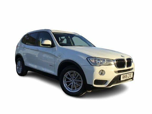 2015 BMW X3 2.0TD xDrive20d SE Auto (15 reg)