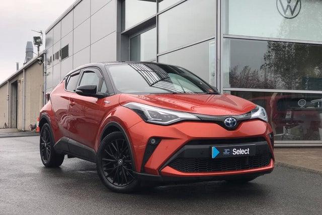 2020 Toyota C-HR 2.0 VVT-i Orange Edition (69 reg)