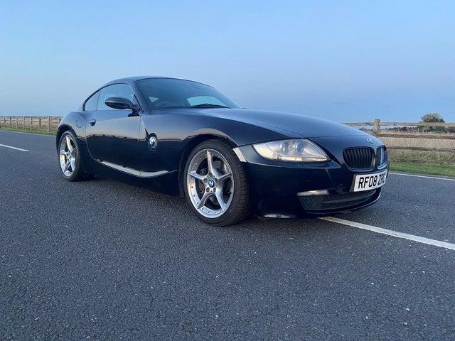 2008 BMW Z4 3.0 SE Coupe (08 reg)