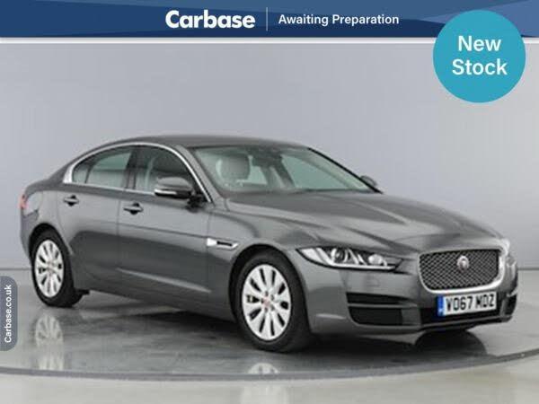 2017 Jaguar XE 2.0d Portfolio (163ps) (s/s) 1999cc (67 reg)