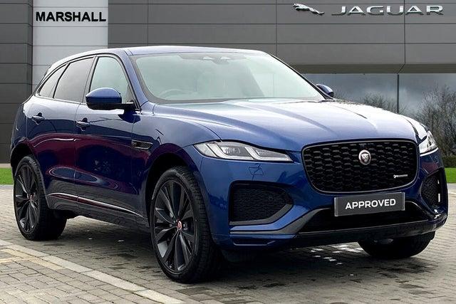 2021 Jaguar F-PACE (21 reg)