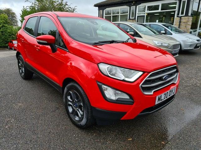 2020 Ford EcoSport (20 reg)