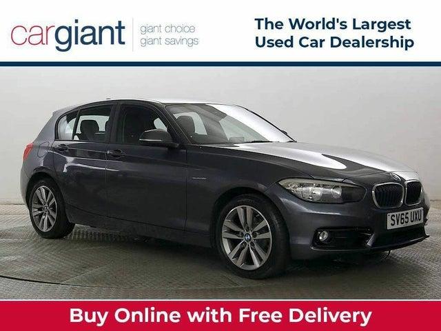 2015 BMW 1 Series 1.5 118i Sport 5d (65 reg)