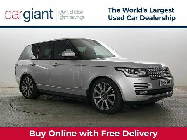 2016 Land Rover Range Rover 4.4 SDV8 Vogue SE (16 reg)