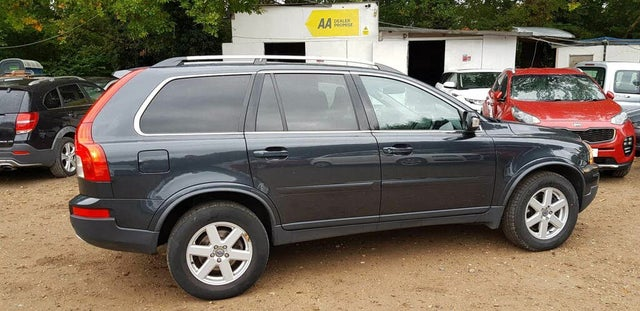 2011 Volvo XC90 2.4TD Active (200ps) Geartronic (61 reg)